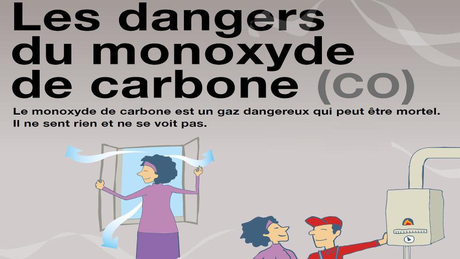 Intoxication au monoxyde