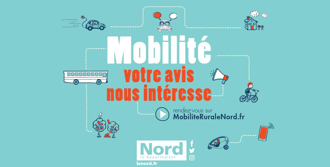 Enquête mobilité en milieu rural
