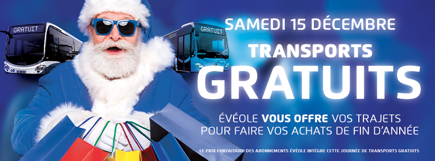 Transports gratuits offerts par SMTD